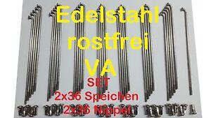 Speichen-f-Simson-Speichensatz-Set-Edelstahl-143-5-mm-Nippel-S50-S51-16-Zoll