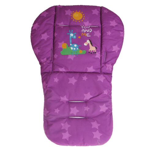 Baby Infant Stroller Cushion Soft Cart Seat Cushion Pushchair Cotton Thick Mat