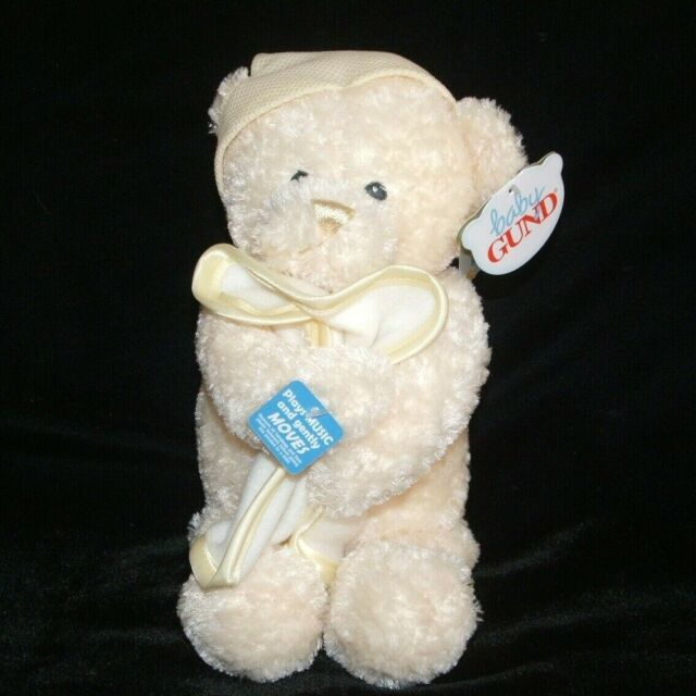"NWT Gund Pretty As A Princess 8/"" Plush Baby Sound Toy"
