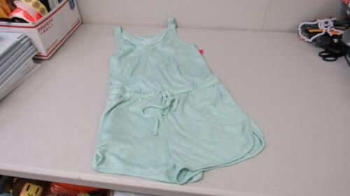 Xhilaration Mint Green 1 Pc Sleep Romper Pajamas Size Small or Large NEW TL44