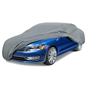 UV Proof Water Repellent Paint Safe Breathable BDK Max Shield Car Cover for Nissan Maxima