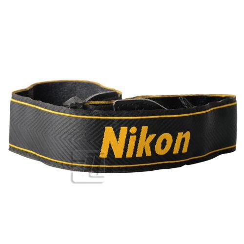 Cámara SLR Eslinga de cuello D Hombro Cuello Cinturón Correa para Nikon D7100//D5000//D3100 D90