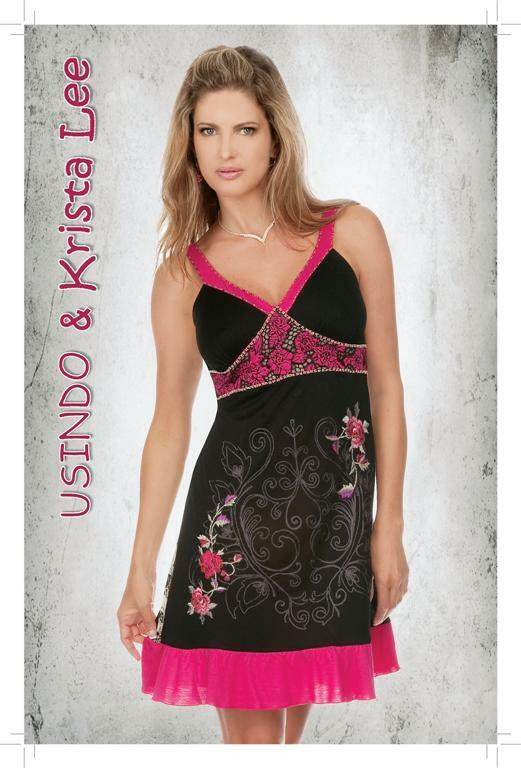 Woherren Dress schwarz Rosa Krista Lee Vignette Sundress Tank Embroidery Beads NEW