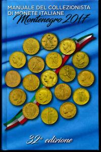 HN-MONTENEGRO-2017-Manuale-del-collezionista-di-monete-italiane-con-valutazioni