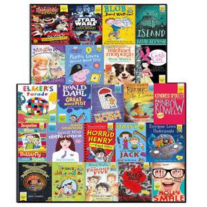 World-Book-Day-Children-039-s-Collection-23-Books-Set-Blob-Roald-Dahl-Famous-Five