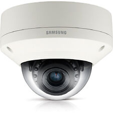 Samsung SNV 3MP Full HD Network IP IR In/Outdoor 1080P CCTV Security Dome Camera