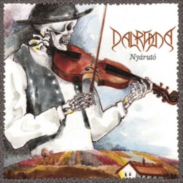 Dalriada - Nyaruto NEW CD Digi