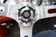 Comfort Grip Steering Wheel Horn 9 Stainless Steel Mounting Screws Chevy Buick