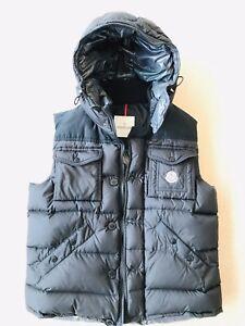 lowest price 49869 3e9c9 Details zu 100% Original Moncler Jacke Herren Schwarz 4 Oder L