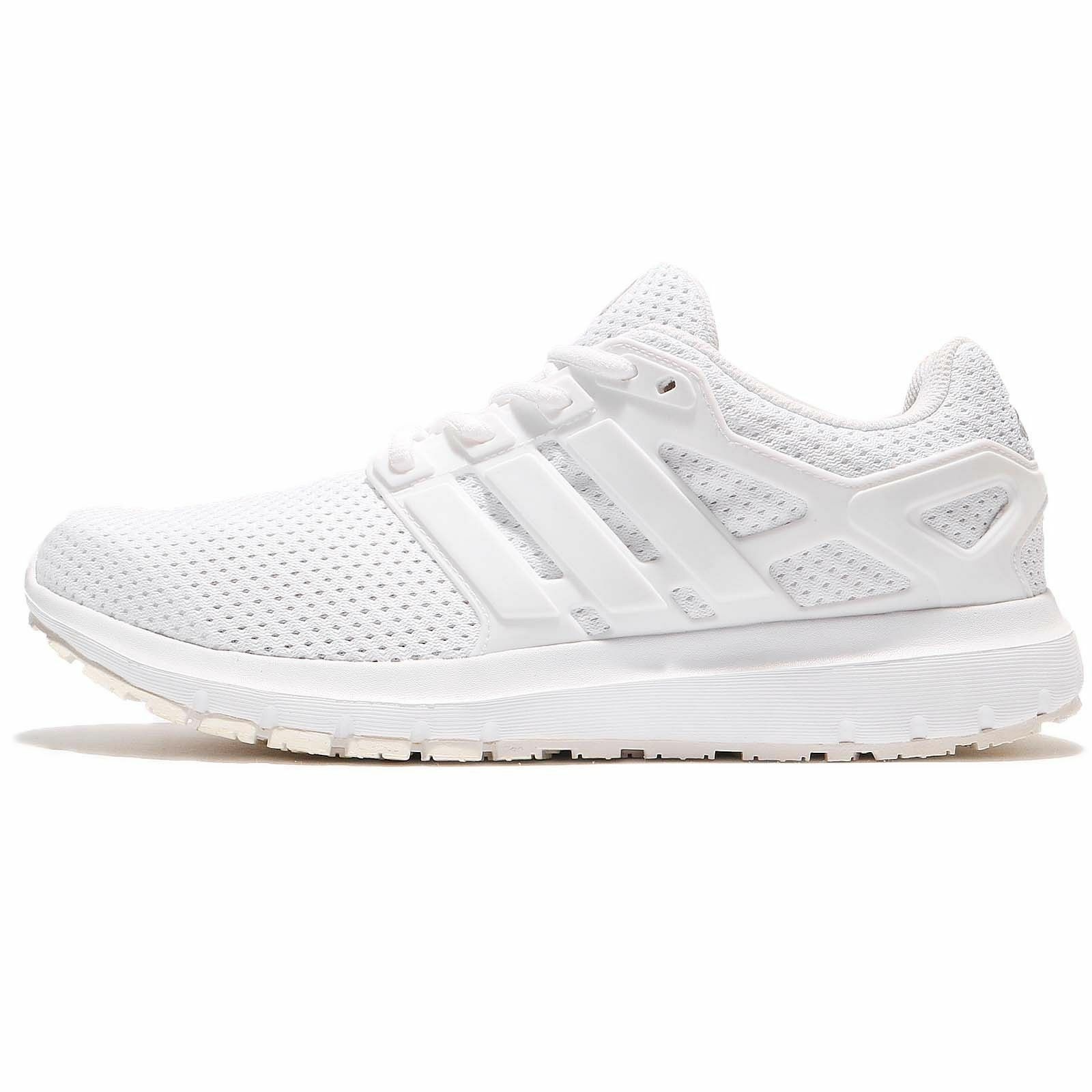 ADIDAS ENERGY CLOUD WTC RUNNING LOW SNEAKERS MEN SHOES WHITE BY2207 SIZE 9 NEW