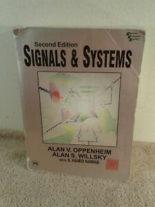 Signal And System Book By Oppenheim
