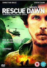 RESCUE DAWN - DVD - REGION 2 UK