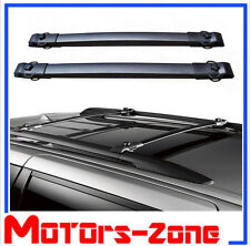For 11 15 Toyota Sienna OE Style Roof Rack Cross Bars Luggage Carrier Bar  Pair