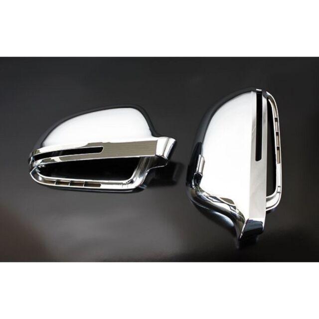 Audi A3 A4 A5 Primed Wing Mirror Door Cap Cover Trim Case Housing Right Side RH
