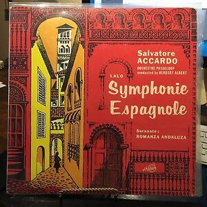 LALO-SYMPHONIE-ESPAGNOLE-SALVATORE-ACCARDO-VINYL-LP-UK-1963