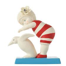Snowbabies - Beech babies Diving in Deep Figurine NEW  28024