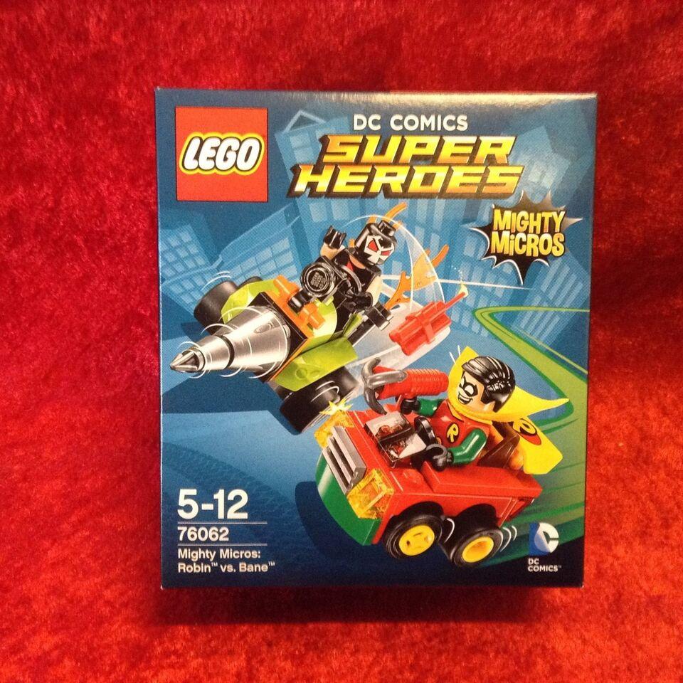 Lego Super heroes, 96062