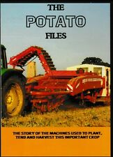 THE POTATO FILES NEW DVD STORY OF THE MACHINES FOR PLANTING, TEND & HARVEST