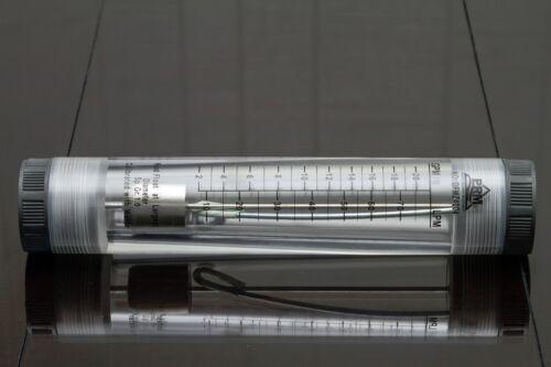 PRM 2-20 GPM rotámetro Viton SELLOS 1 pulgadas FNPT Conectar Medidor De Flujo De Agua Nuevo En Caja