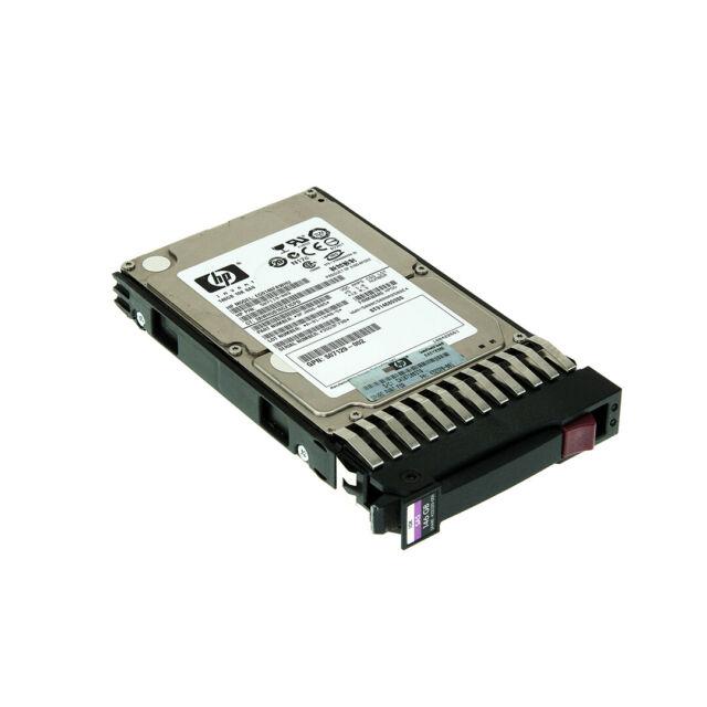 """HP 507119-003 146gb sas 10k 2.5"""" CE 0146 fawhu"""