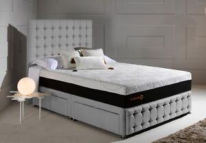 Dormeo Octaspring Matras : 4ft6 double dormeo octaspring hybrid pocket mattress 20 year
