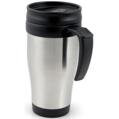 Isotherme stsinless steeal thermique Tasse de voyage café FIOLE TASSE couvercle amovible