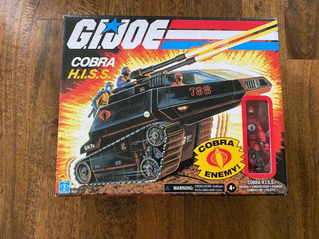 GIJOE COBRA HISS Tank Walmart Exclusive Retro Action Figure 2020 MIB SEALED NEW!