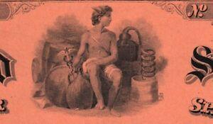 Antique-1880-MOONSHINE-Whiskey-STILL-Liquor-License-Civil-War-Keg-Bar-Distillery
