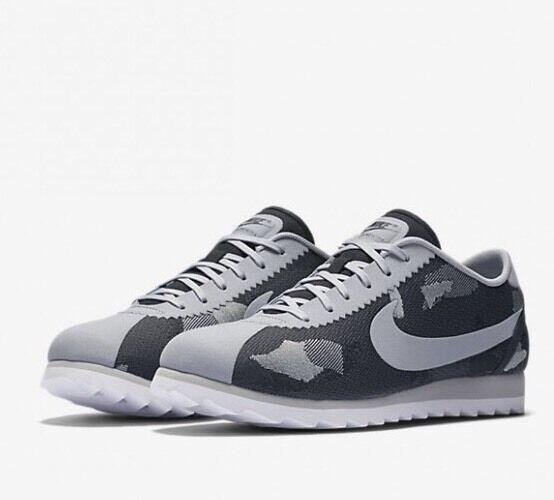 Nike Wmns Cortez Ultra Print Dark Gris Wolf Gris Taille UK 4.5 EU 38 Neuf