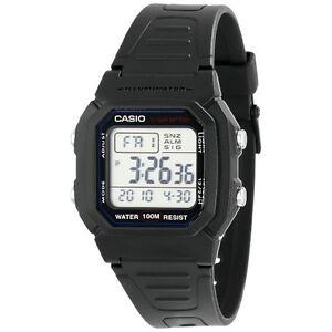 Casio-Men-039-s-Classic-Digital-Sport-Watch-W800H-1AV