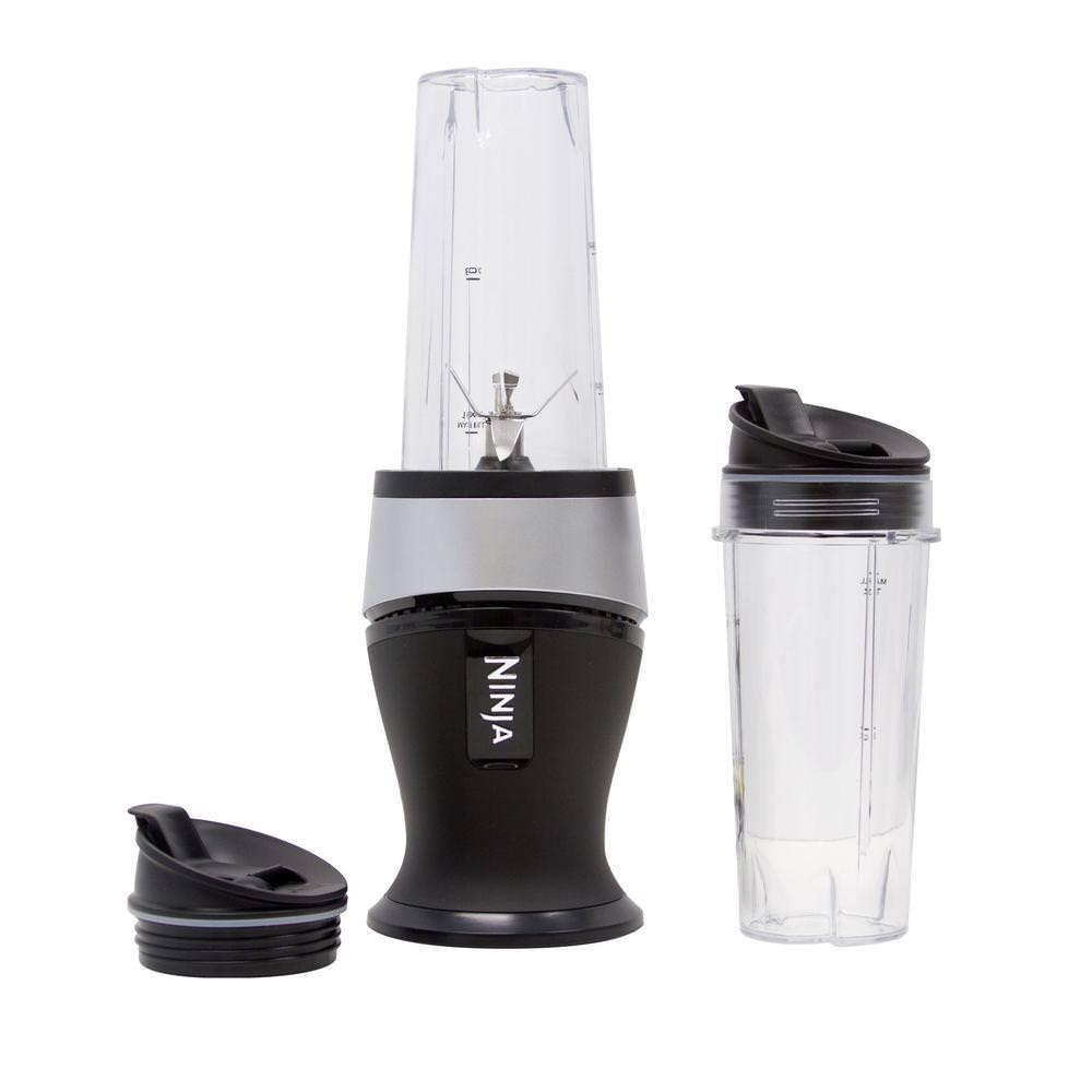 Ninja Fit 700 W Power Single Serv en Acier Inoxydable Blender 2 tasses Frozen mélangé