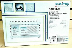 NEW-Axing-SPU-998-09-Premium-Line-Multiswitch-FREE-SHIPPING
