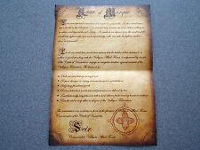 Tera Collector's Edition  Letter of Marque   Tera Online C.E.
