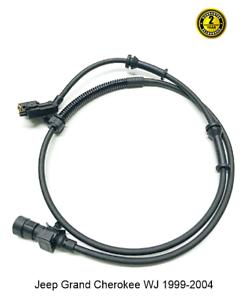2x ABS Sensor para Jeep Grand Cherokee WJ Wg 1999-2005 SUV Delantero Izquierdo /& Derecho