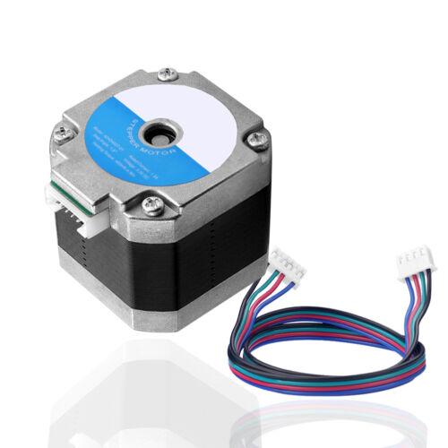 Motor PAP 400mn.m min//en stepper motor 3.3v dc 1.5a 3d Pinter cnc robot