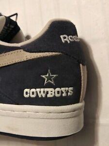 Dallas Cowboys Reebok Shoes   eBay