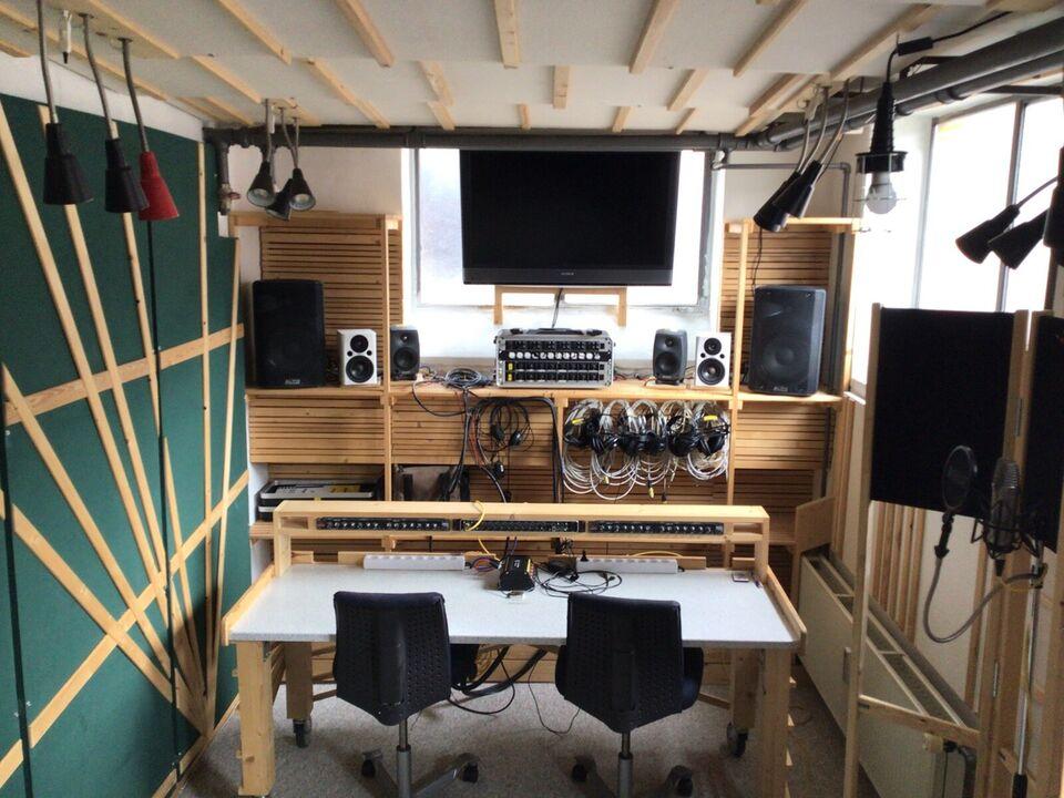 Plug & Play studie i Valby