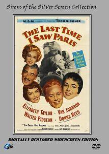 The-Last-Time-I-Saw-Paris-Elizabeth-Taylor-New-DVD-R-Worldwide