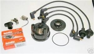 COMPLETE-DIST-TUNE-UP-KIT-FOR-FORD-2000-3000-4000-3CYL-TRACTOR-1965-thru-1975