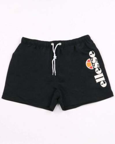 BNWT Black Ellesse Sombro Swim Shorts