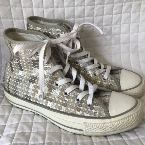 Converse Chuck Taylor All Star Low-top Sequin Snea