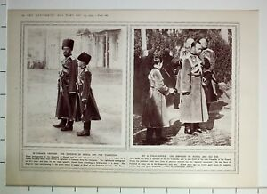 1915 Première Guerre Mondiale G.Mondiale 1 Imprimé Emperor Of Russia & PT5PX9sY-08054456-655700750