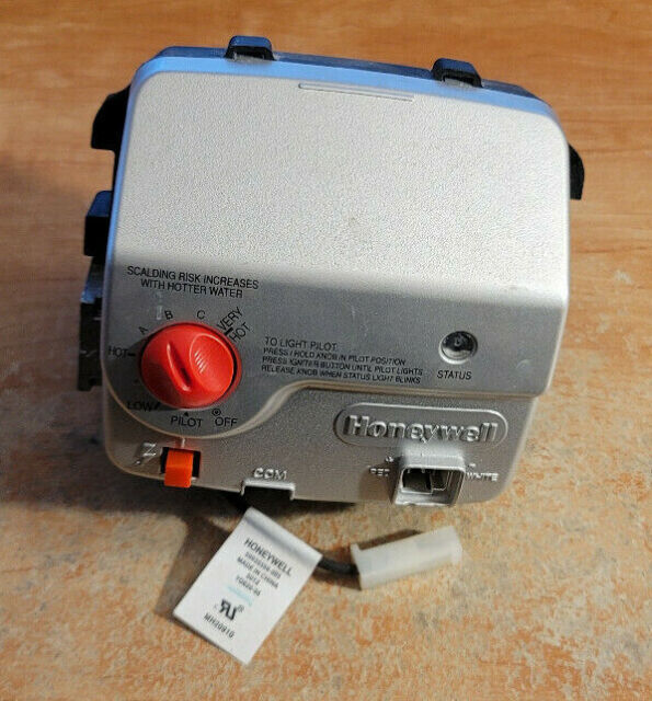 Honeywell Water Heater Gas Valve 222-47463-01C WV8840A1000