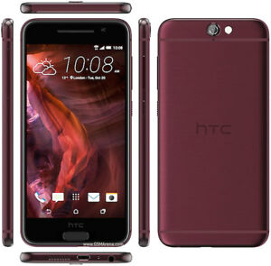 Neu-HTC-One-A9-Red-16GB-4G-LTE-GPS-WIFI-Android-3GB-RAM-13MP-Unlocked-Smartphone