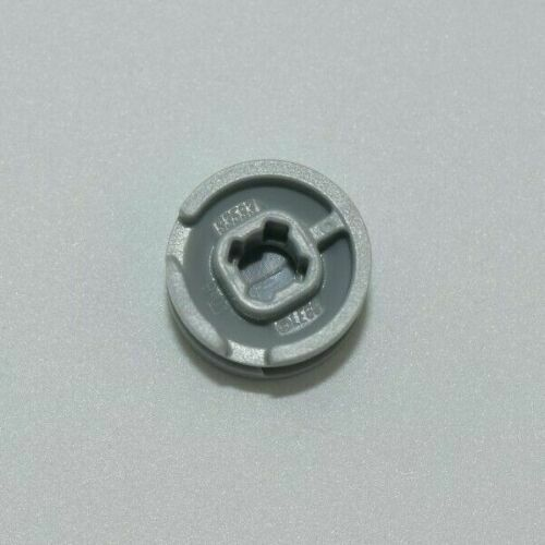 50 NEW LEGO GRAY WHEELS 11mm x 6mm Rim grey 93593 small car vehicle bulk lot
