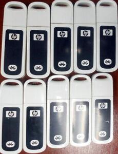IngéNieux Hp Bt500 Bluetooth Usb 2.0+edr Adaptateur Sans Fil Lot Of 10