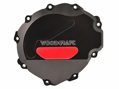HONDA CBR 1000RR 2004-2007 WOODCRAFT RIGHT SIDE ENGINE CLUTCH COVER PROTECTOR