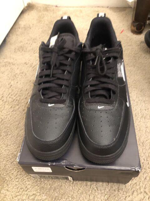 Nike Air Force 1 Low Utility Black AJ7747 001