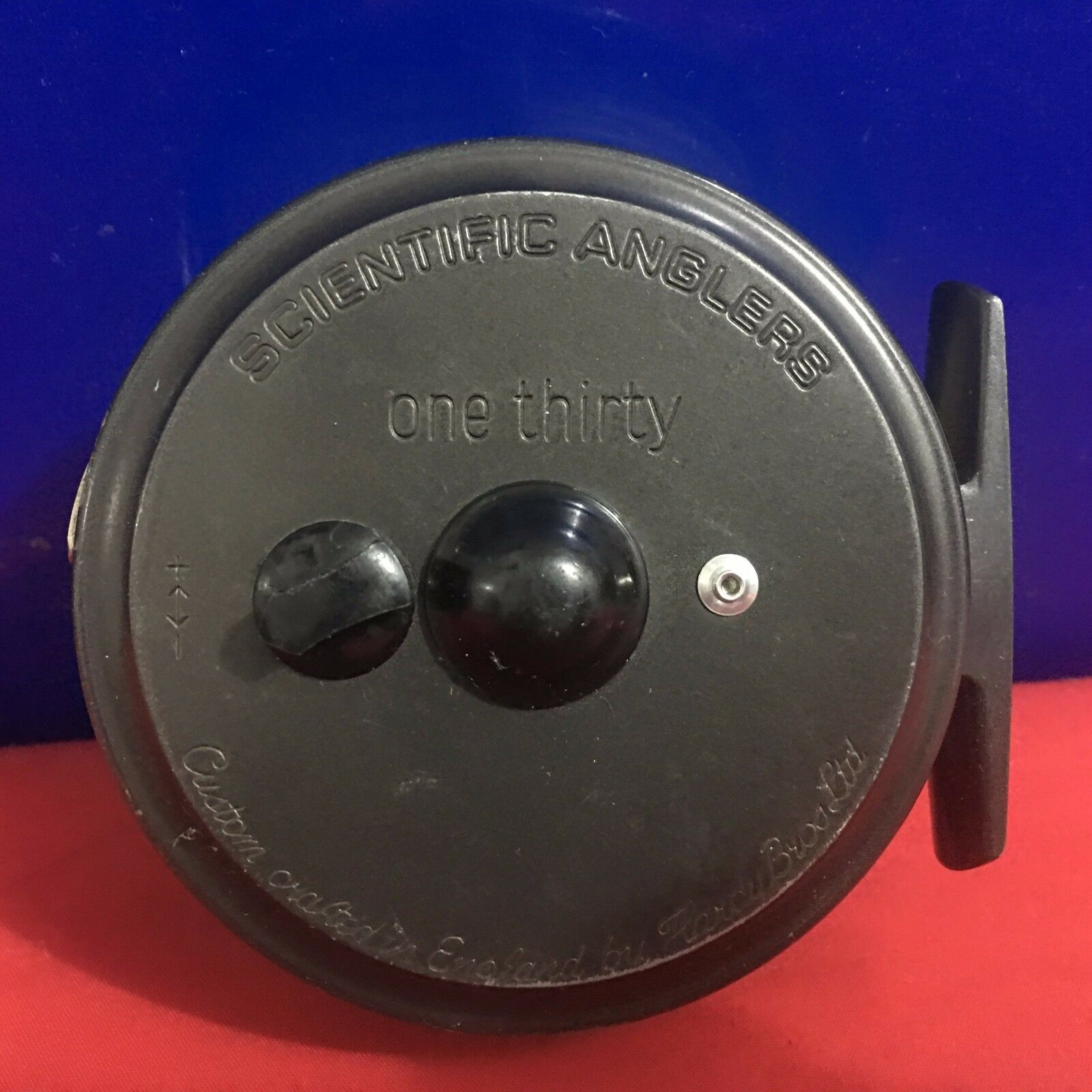 Vintage Scientific Anglers One Thirty By Hardy Bros Fly Fishing Reel