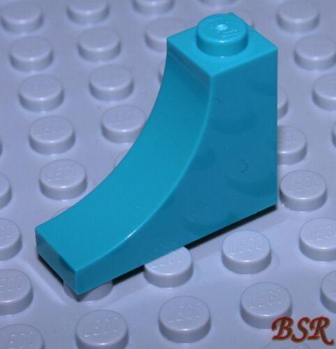 8 Stück br.blau-grüne Bogen invers Steine 1x3x2 18653 Bogenstein /& NEU ! SK85